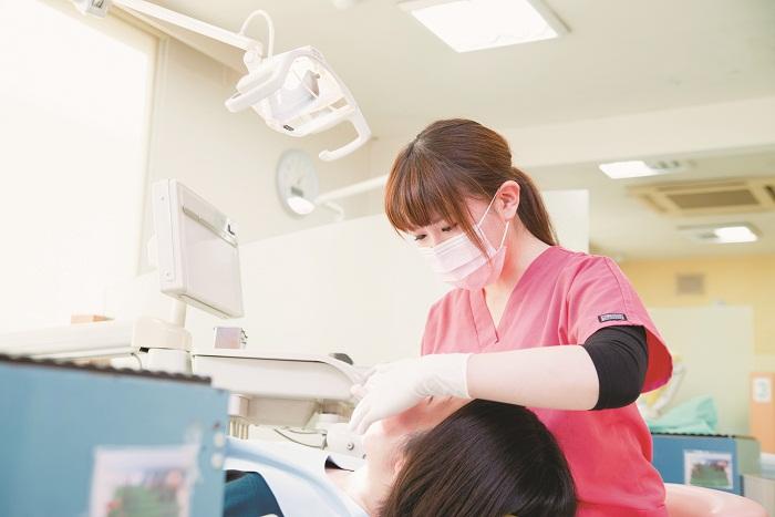 歯科医院訪問