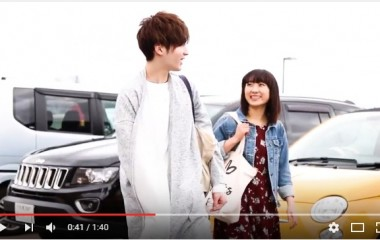 車通学動画